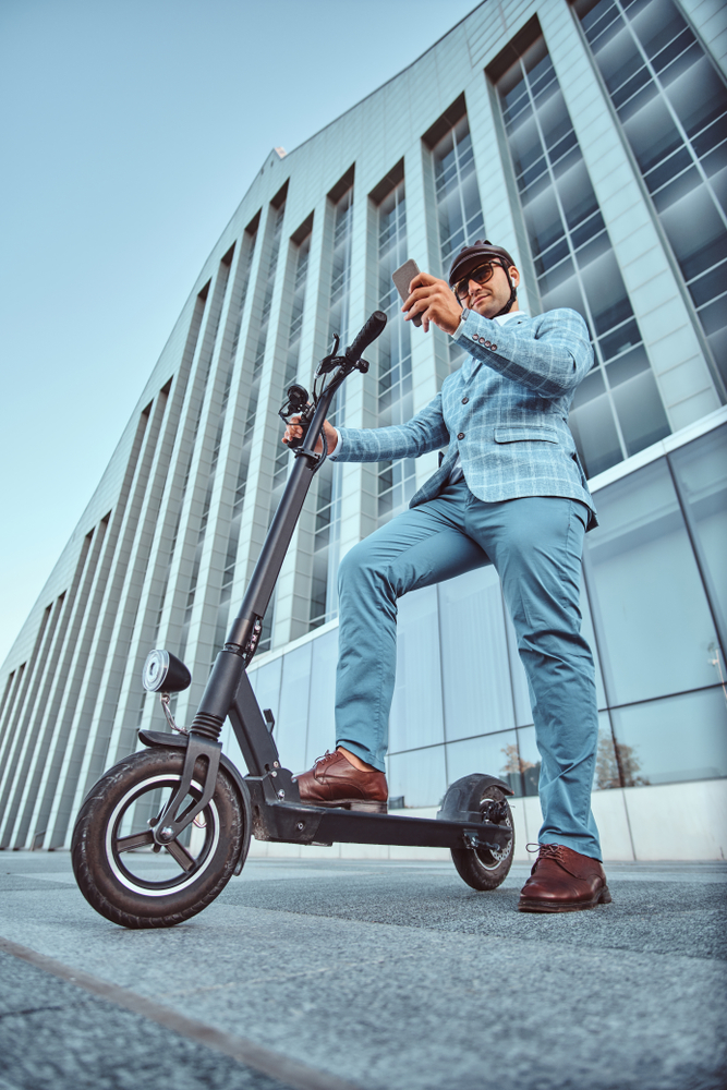 Electric Scooter Accident Attorneys in Santa Monica